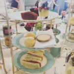 Impressive vegan afternoon tea at fortnums to celebrate 100k birchboxlifehellip